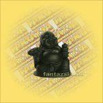 Buddha figura halcsont kicsi G