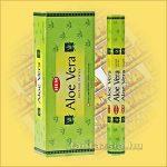 HEM Aloé Vera illatú indiai füstölő /HEM Aloe Vera/