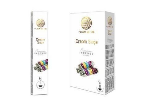 Fleur de Vie Dream Sage Premium-Álom Zsálya Füstölők