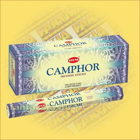 HEM Kámfor illatú indiai füstölő /HEM Camphor/