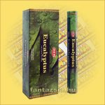 HEM Eukaliptusz illatú indiai füstölő /HEM Eucalyptus/