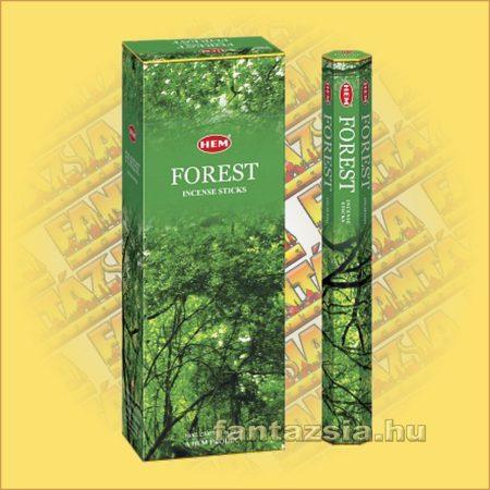 HEM Erdő illatú indiai füstölő /HEM Forest/