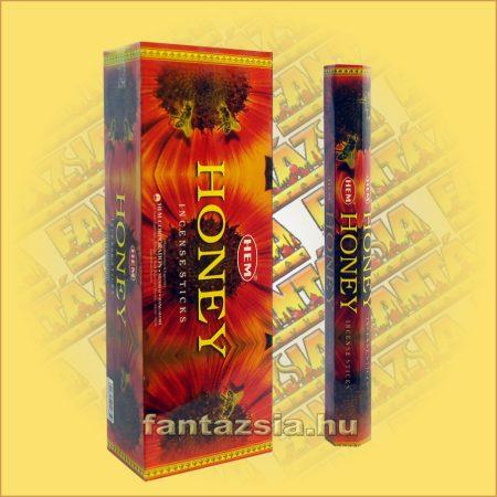 HEM Méz illatú indiai füstölő /HEM Honey/
