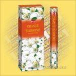 HEM Narancsvirág illatú indiai füstölő /HEM Orange Blossom/