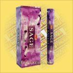 HEM Zsálya illatú indiai füstölő /HEM Sage/