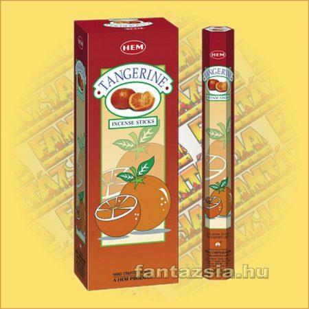 HEM Mandarin illatú indiai füstölő /HEM Tangerine/