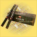 HEM Kuszkusz illatú füstölő/HEM Khus