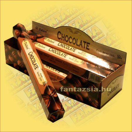 Csokoládé illatú füstölő/Tulasi Chocolate