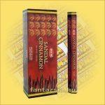HEM Szantál Fahéj illatú indiai füstölő /HEM Sandal Cinnamon/