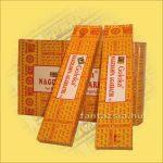 Goloka Nag Champa masala füstölő/Csampa maszala füstölő