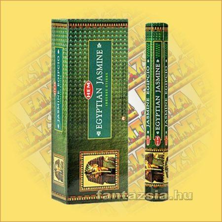 HEM Egyiptomi Jázmin illatú indiai füstölő /HEM Egyptian Jasmine/