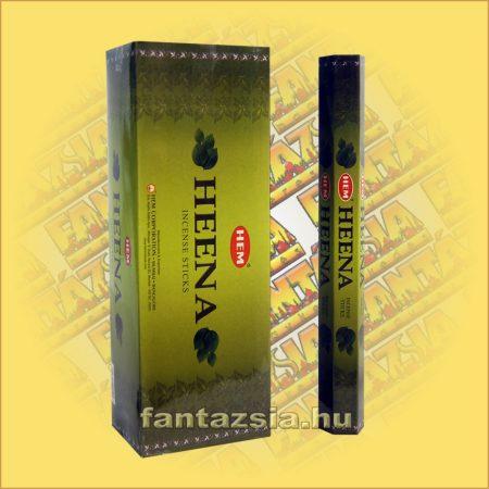HEM Henna indiai füstölő /HEM Heena/