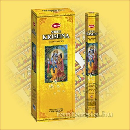 HEM Krisna indiai füstölő /HEM Shree Krishna/