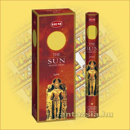 HEM Nap indiai füstölő /HEM Sun/