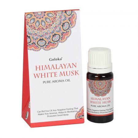 Goloka Himalayan White Musk-Himalájai Fehér Pézsma aromaolaj