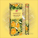 HEM Vanília Narancs illatú indiai füstölő /HEM Vanilla Orange/