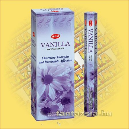 HEM Vanília illatú indiai füstölő /HEM Vanilla/