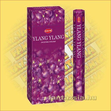 HEM Ilang ilang illatú indiai füstölő /HEM Ylang Ylang/