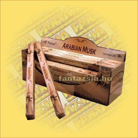 Arab Pézsma füstölő/Arabian Musk