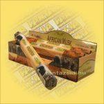 Afrikai Pézsma illatú füstölő/Tulasi African Musk