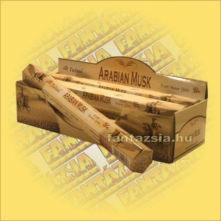 Arab Pézsma illatú füstölő/Arabian Musk