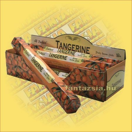 Mandarin füstölő/Tulasi Tangerine