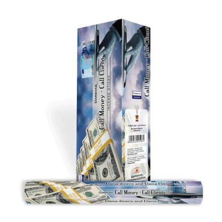 Darshan kollekció-Call Money-Pénzhívó Indiai füstölő