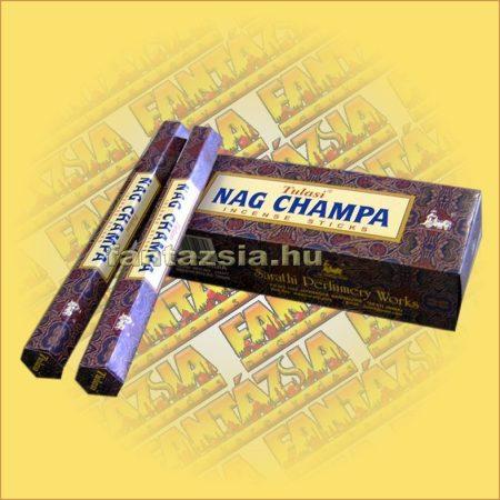 Nag Champa füstölő/Tulasi Nag Champa