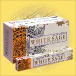 White Sage-Deepika Masala Füstölő