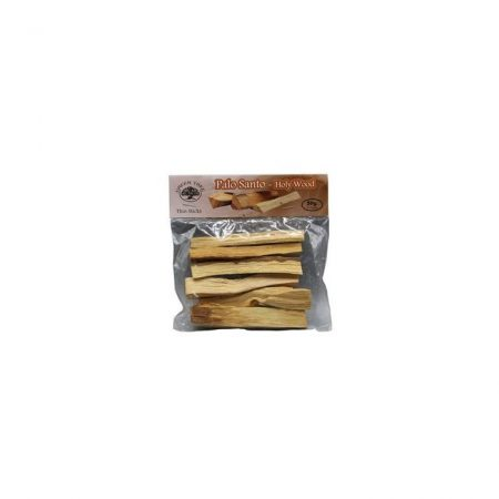 Palo Santo füstölő fa csomag (50gr)