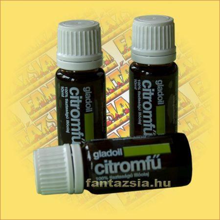 Citromfű illóolaj/Gladoil/100 százalékos tisztaságú