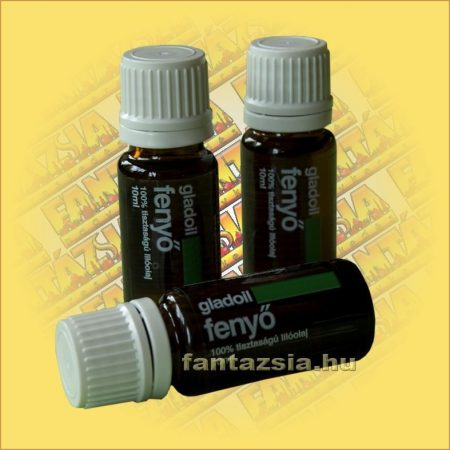 Fenyő illóolaj/Gladoil/100 százalékos tisztaságú