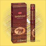 HEM Szantálfa illatú indiai füstölő /HEM Sandalwood/