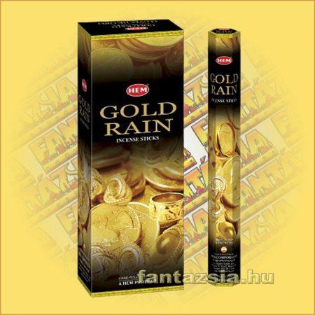 HEM Aranyeső indiai füstölő /HEM Gold Rain/