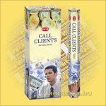 HEM Ügyfélvonzó indiai füstölő /HEM Call Clients/
