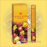 HEM Méz Rózsa illatú indiai füstölő /HEM Honey Rose/