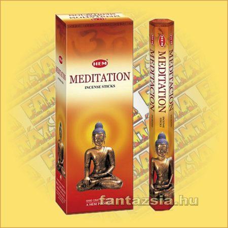 HEM Meditáció indiai füstölő /HEM Meditation/