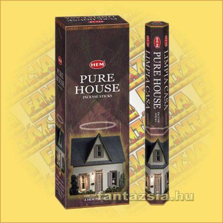 HEM Háztisztító indiai füstölő /HEM  Pure House/