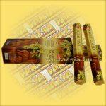 HEM Szantál Vanília illatú indiai füstölő /HEM Sandal Vanilla/
