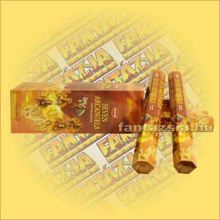 HEM Hét Arkangyal indiai füstölő /HEM Seven Arcangels/