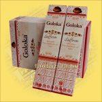 Goloka Saffron masala füstölő/Sáfrány maszala füstölő