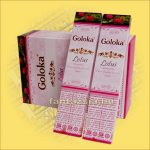 Goloka Lotus masala füstölő/Lótusz maszala füstölő