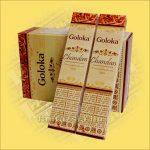 Goloka Chandan masala füstölő/Szantál Sáfrány maszala füstölő