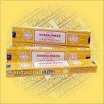 Satya Sandal  masala füstölő