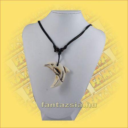 Nyaklánc delfin medállal B