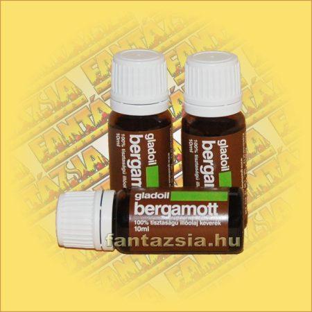 Bergamot illóolaj/Gladoil/100 százalékos tisztaságú