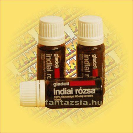 Indiai Rózsa illóolaj/Gladoil/100 százalékos tisztaságú