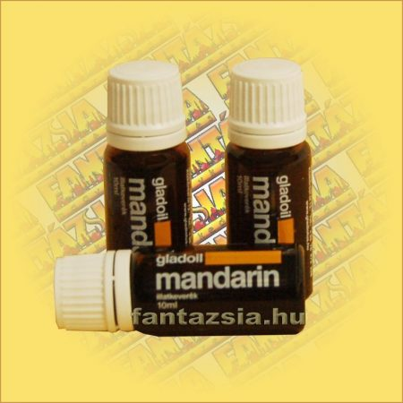 Mandarin illatkeverék/Gladoil illóolaj
