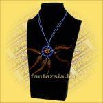 Álomfogós nyaklánc kék