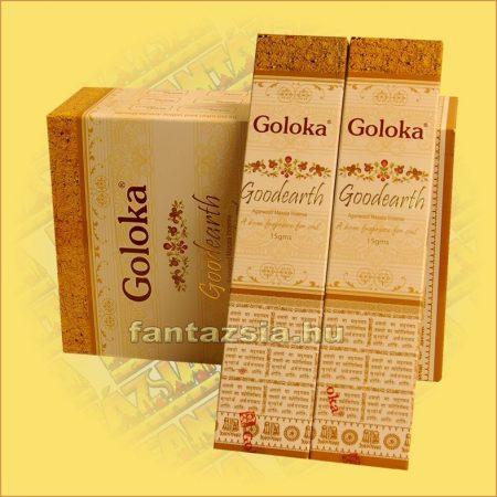 Goloka Goodearth masala füstölő/Anyaföld maszala füstölő